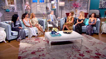 Get Your First Look at The Real Housewives of Potomac Reunion