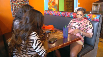 Nene Leakes Sits Down One-on-One with Cynthia Bailey