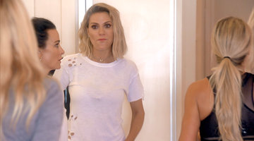 Camille Thinks Dorit Is a Troublemaker