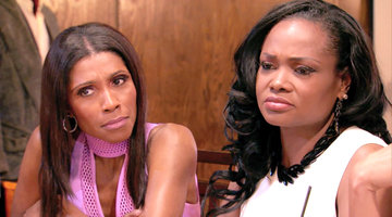 Lisa Nicole Thinks Dr. Heavenly Has a Drinking Problem