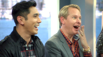 Carson Kressley Will Take his Pants Off!