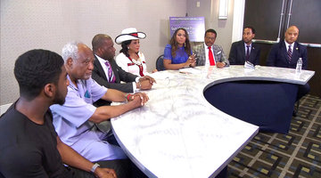Phaedra Parks' Roundtable on Gun Violence