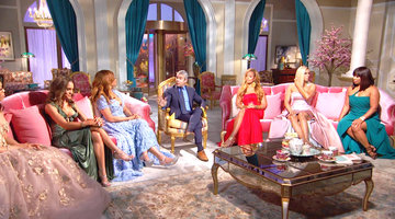 Your First Look at the Real Housewives of Potomac Reunion