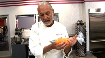 Using a Pastry Bag with Hubert Keller