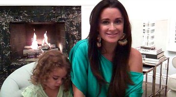 Kyle Richards on Being on TV