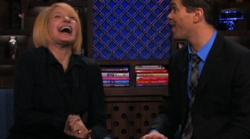 After Show with Ellen Barkin and Andrew Rannells: Part I