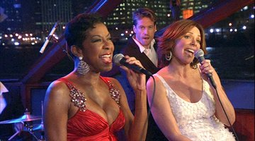 Natalie Cole and LuAnn Performs