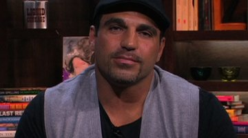 Joe Gorga in Playgirl?