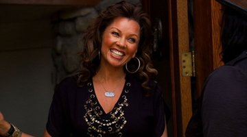A Crush on Vanessa Williams