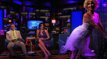 After Show with LuAnn de Lesseps and Sonja Morgan