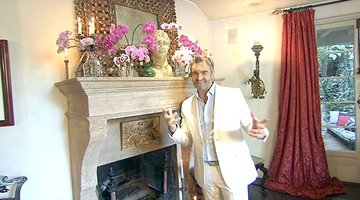 House Tour with Martyn Lawrence