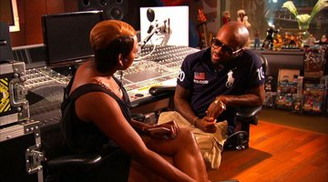 NeNe and Jermaine Dupri!