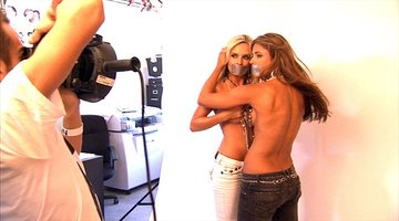 Tamra Barney Naked with a Lesbian