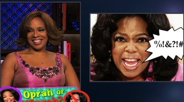 Oprah or NOprah