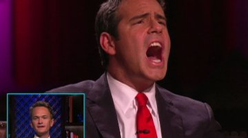 Andy Cohen Reaches His Breaking Point