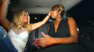 NeNe and Kim's Turbulent Relationship