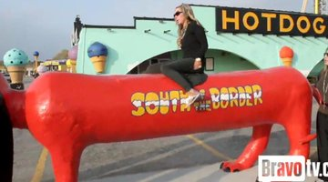 Marysol on a Weiner
