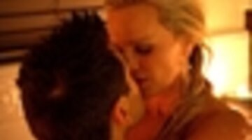Tamra's Steamy Bathtub Tryst
