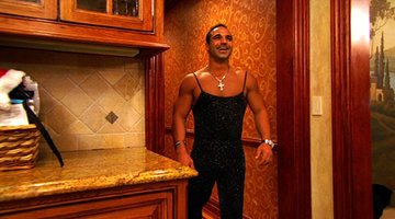 Joe Gorga in Drag