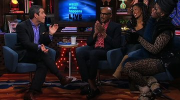 After Show with RuPaul, Lawrence Washington and Sheree Whitfield, part II