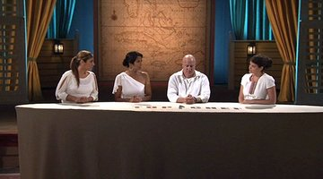 Extended Judges' Table: Who's Moving On?