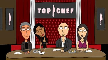 Shep and Tiffany: Top Chef