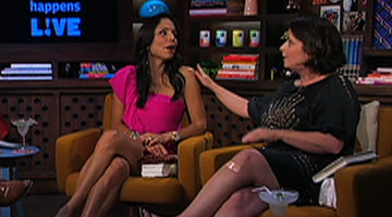 More Time with Bethenny and Rachel