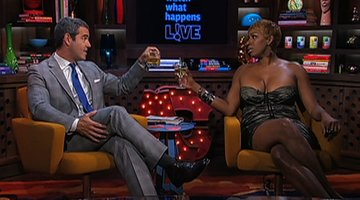 More time with NeNe Leakes.