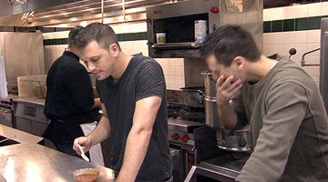 The Manzo Brothers Taste Test