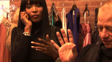 Naomi Campbell Freaks Out
