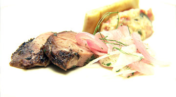 Tiffany's Herb Roasted Lamb Gyro