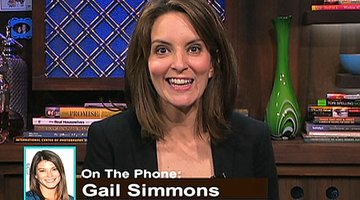 Gail Simmons Calls In!