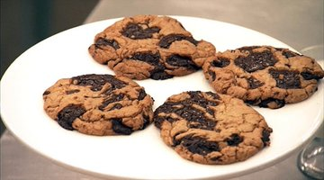 Eric Wolitzky's Chocolate Chip Cookie