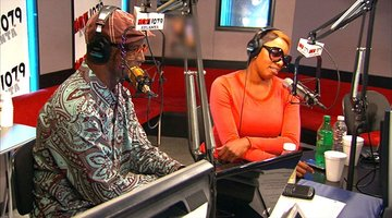 NeNe's Late for a Radio Show