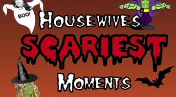 Super Scary Real Housewife Moments