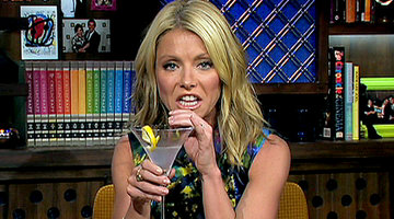 Kelly Ripa's Impersonations