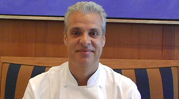 Eric Ripert's First Blog