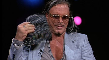 Mickey Rourke - The Bravest Person