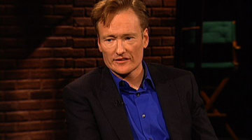 Conan O'Brien - Katie Couric