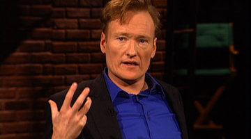 Conan O'Brien - Tom Hanks