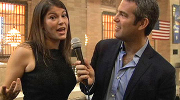 Taste of Five Boroughs: Andy with Gail Simmons
