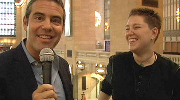 Taste of Five Boroughs: Andy with Lisa