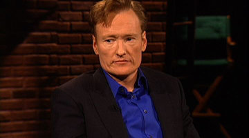 Conan O'Brien - Intern