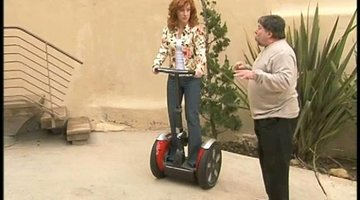 His And Hers Segways