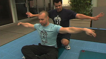 Bravo For Fitness: Jesse's Stretches