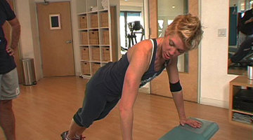 Bravo For Fitness: Jackie's Chest Workout