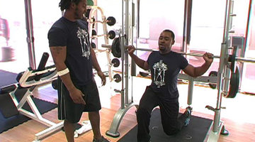 Bravo For Fitness: The Smith Machine