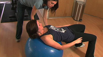 Bravo For Fitness: Erika's Core Workout