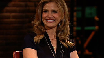 Kyra Sedgwick: Working With Bacon