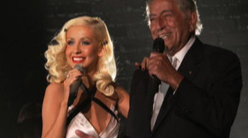Tony Bennett: With Christina Aguilera